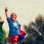 Des supers héros!